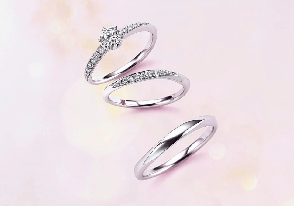 サマンサティアラの結婚指輪にうっとり♡口コミやデザインでわかる魅力とはのカバー写真