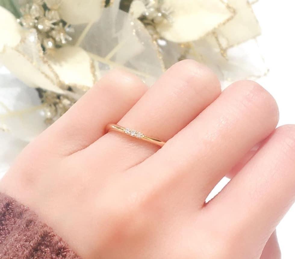 結婚指輪はお風呂では外すべき?指輪の素材・タイプごとに徹底解説♡のカバー写真