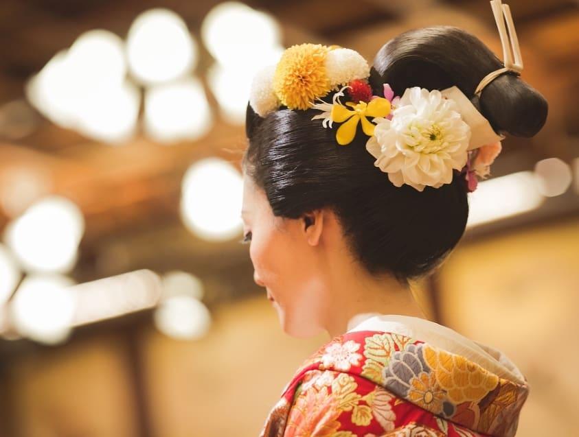 島田髷|定番スタイルから結婚式向けフォームまで日本髪の種類を解説のカバー写真