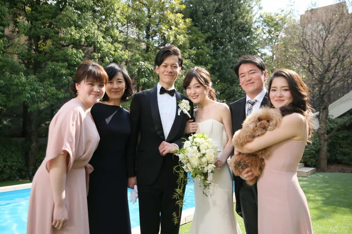 『家族挙式』で叶える少人数ウェディング♡憧れのあのチャペルで忘れられない一日を♪のカバー写真 0.6658333333333334