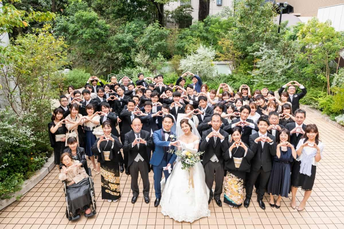 結婚式は何分前に到着したら良い?受付時間や開始までの流れも確認*のカバー写真 0.6658333333333334