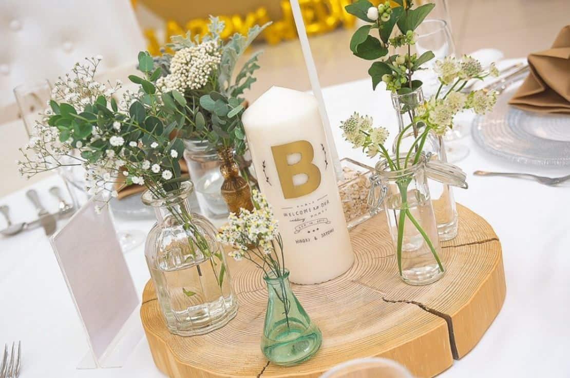 コスパ最強♡テーブル装花を節約しながら華やかに見せる裏技10選!のカバー写真