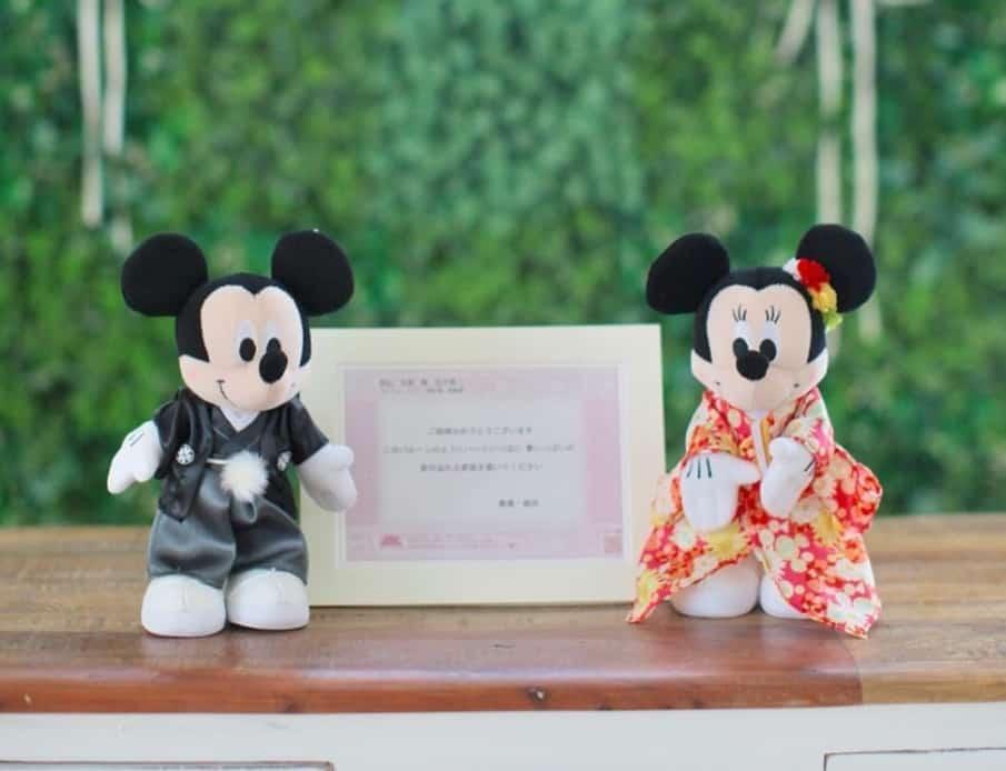 結婚式への電報はディズニーが人気!おすすめ商品15選のカバー写真