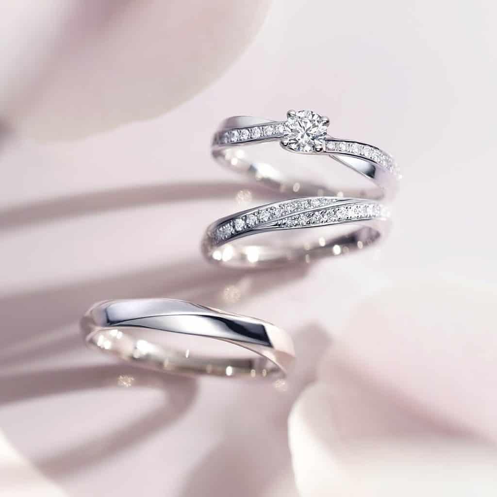 ヴァンドーム青山の婚約指輪・結婚指輪の魅力とは?人気リング総特集のカバー写真