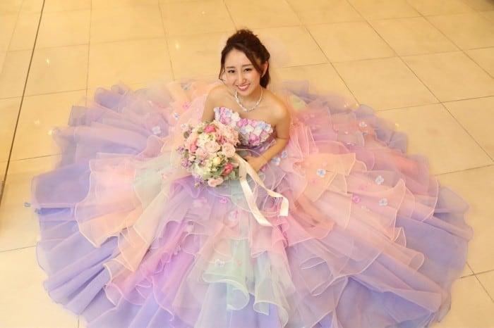 どこから見ても可愛いキヨコハタのウェディングドレスとは?新作も紹介のカバー写真