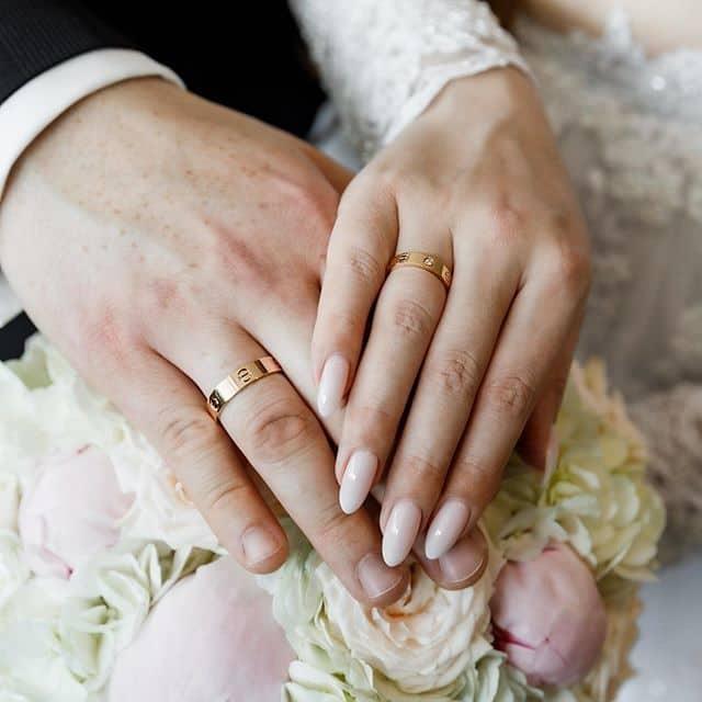 憧れのカルティエ【ラブリング】を結婚指輪に♡特徴・価格・口コミまとめ*のカバー写真