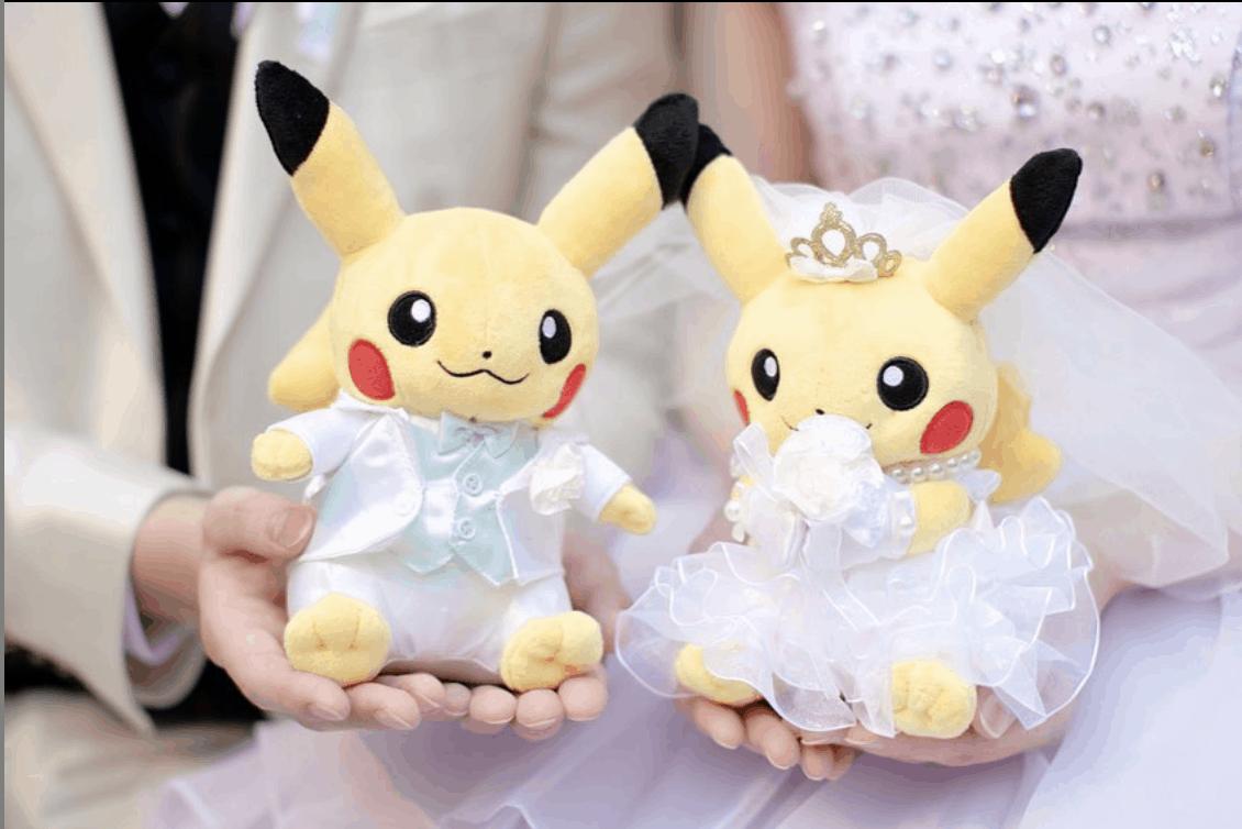 ピカチュウと一緒に結婚式!ポケモンブライダルフェアに参加しよう♡のカバー写真 0.6672566371681415