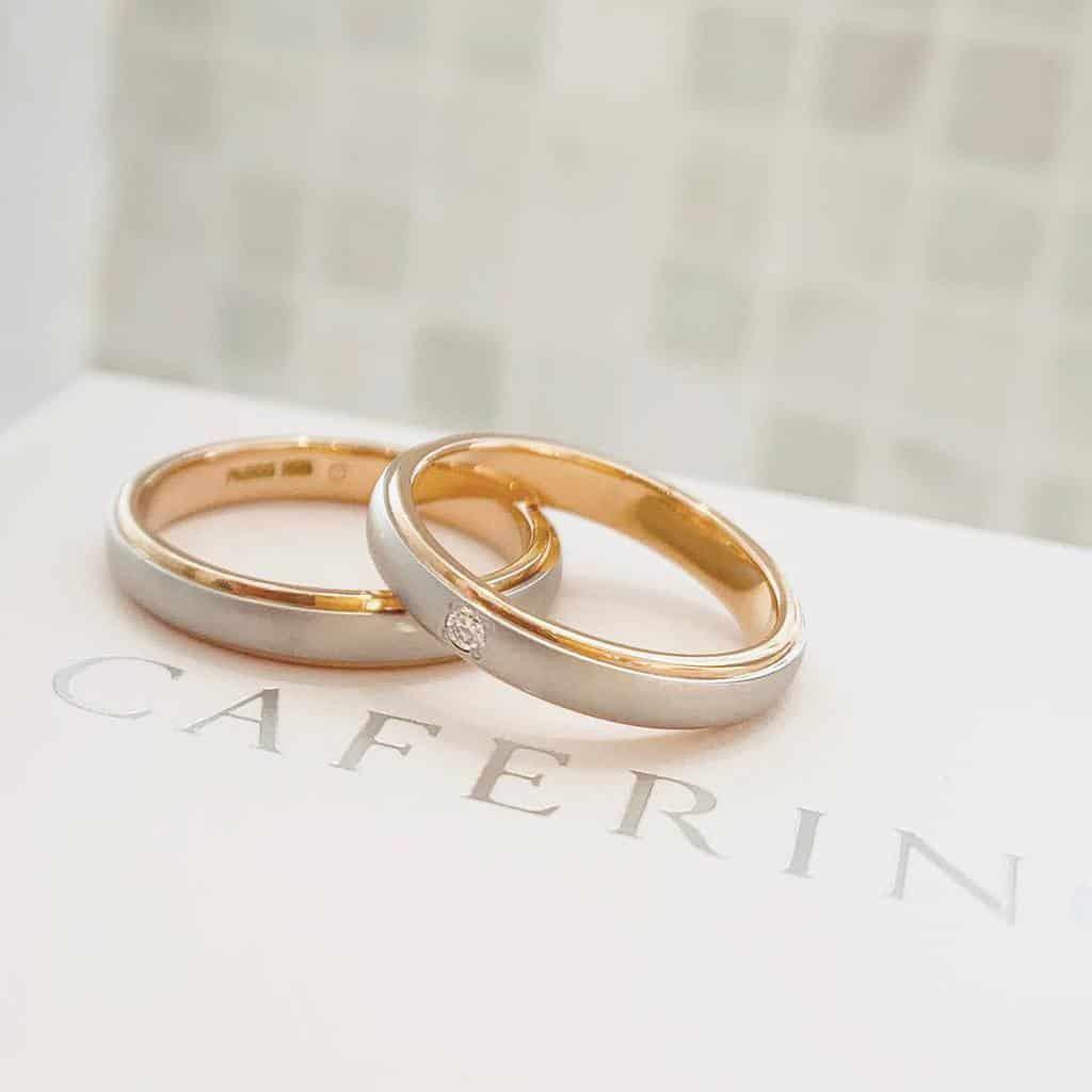 カフェリングで結婚指輪を♡大人女子におすすめな理由や人気のセレクションを紹介のカバー写真