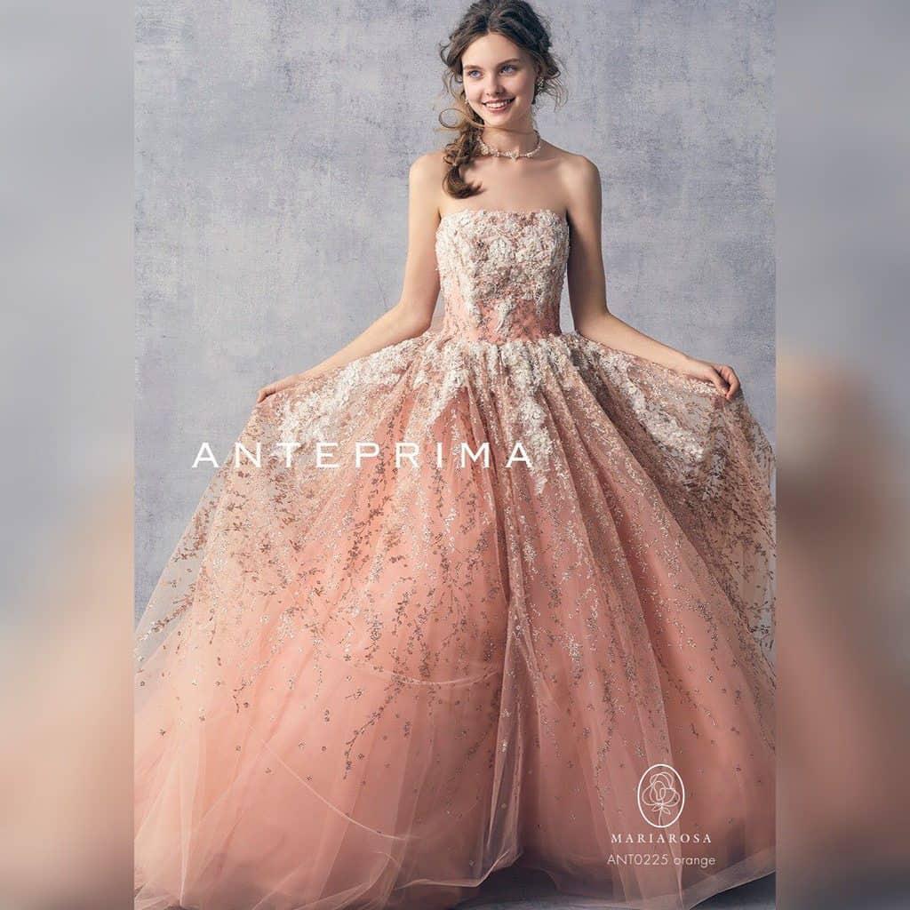 【アンテプリマのウェディングドレス】ドレスラインナップとクチコミで見る多くの花嫁を魅了する理由♡のカバー写真