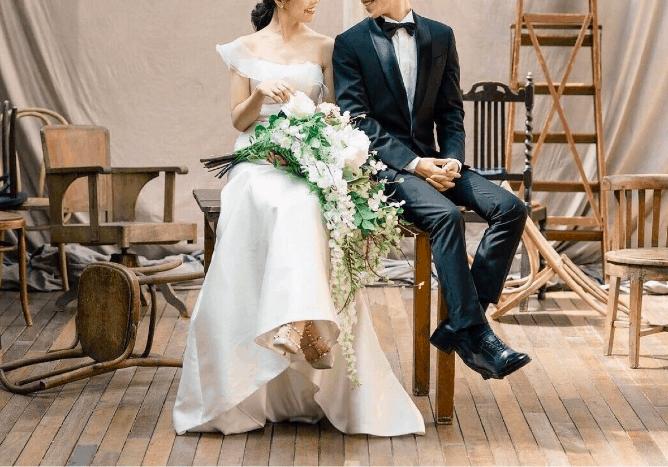 結婚式の前撮り《基礎知識まとめ》費用・衣装・活用方法など♡のカバー写真
