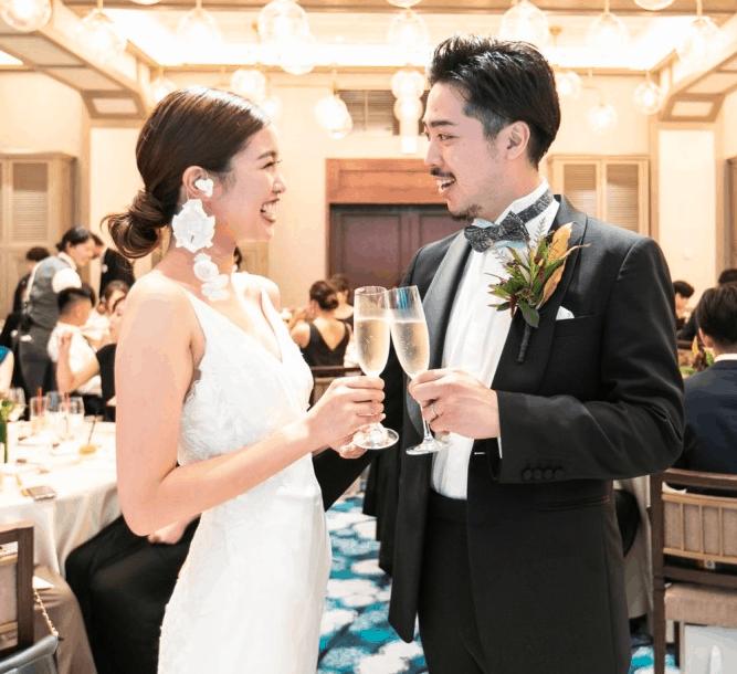 結婚式当日の写真は後悔したくない!おすすめポーズ&ショット120選のカバー写真