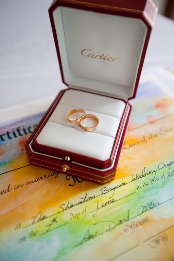 憧れのカルティエ【ラブリング】を結婚指輪に♡特徴・価格・口コミまとめ*のカバー写真 1.5
