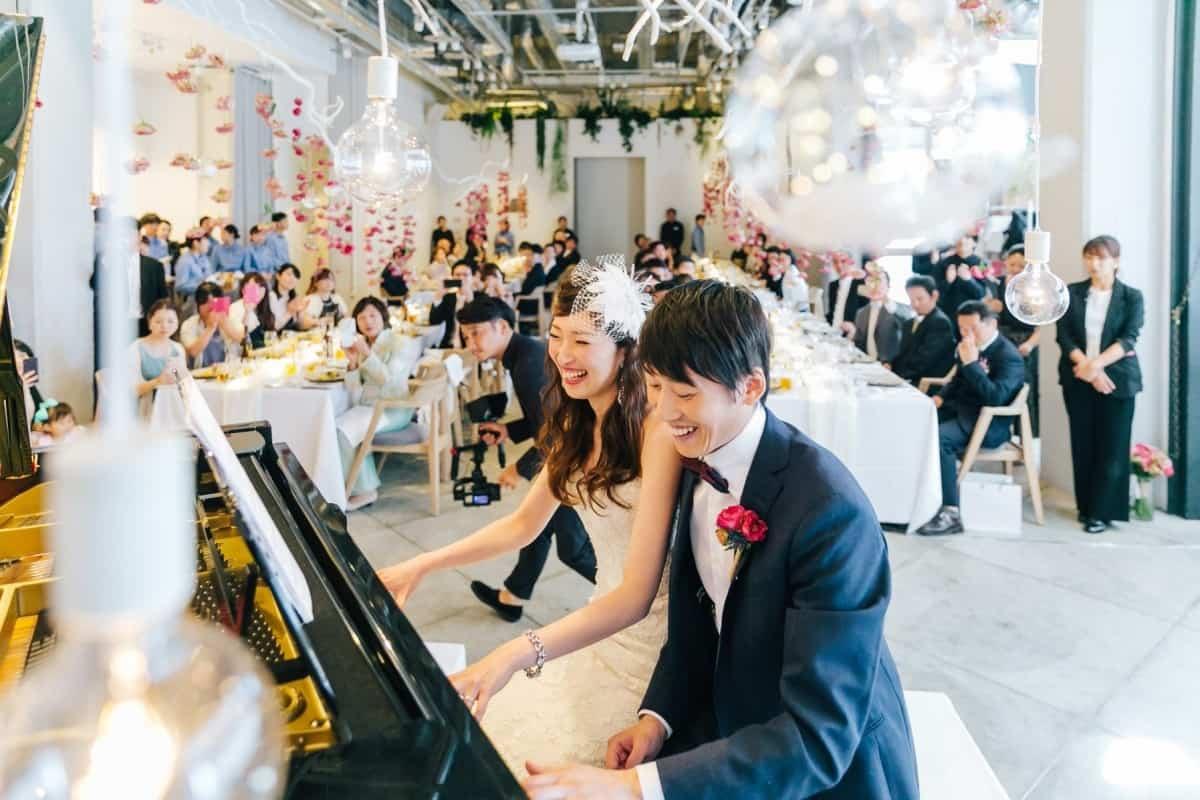 余興なしでもゲストが楽しめる!おもてなし重視の結婚式が人気急上昇中♡のカバー写真 0.6666666666666666