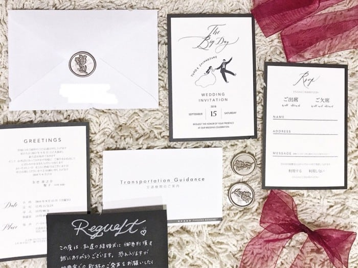 【コピペOK】結婚式の招待状パターン別文例集と7つの基本マナー♡のカバー写真 0.75