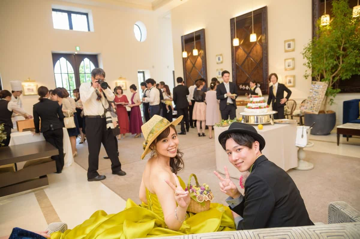 特別なゲストに心を込めて♡少人数結婚式におすすめの演出17選!のカバー写真