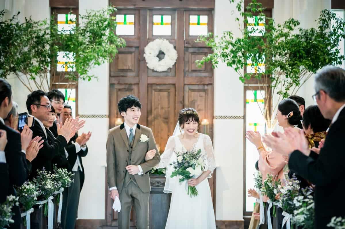 「出席して良かった♡」ゲスト大満足の結婚式にする9つのポイント*のカバー写真 0.6658333333333334