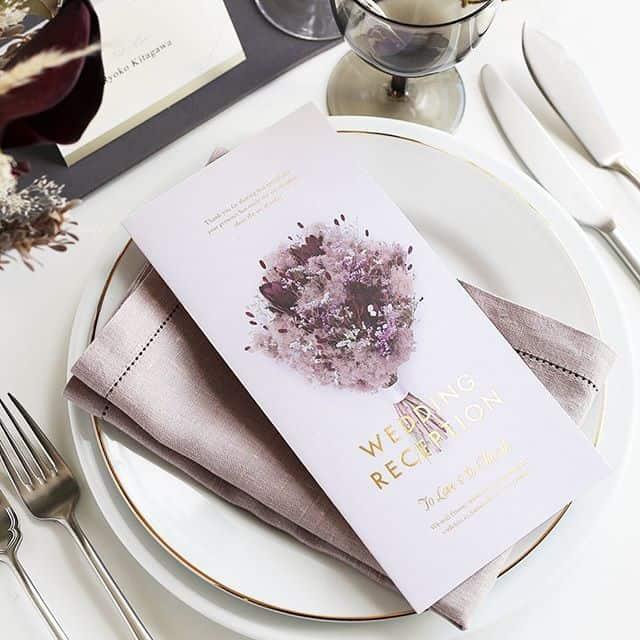 結婚式の席次表テンプレートサイト9選*素材をダウンロードして手作りしよう♡のカバー写真 1