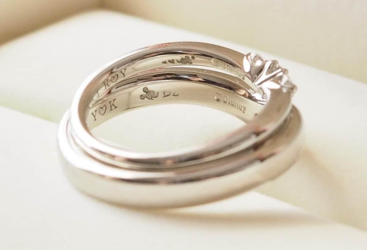 ディズニーモチーフの婚約指輪・結婚指輪を一挙紹介【ディズニー好きカップル必見】のカバー写真 0.6808333333333333