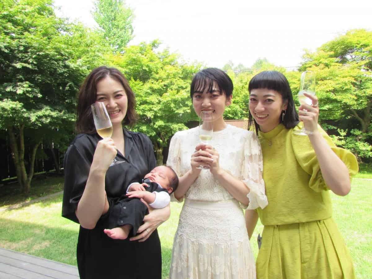 授乳ができる結婚式用のお呼ばれドレス13選♡人気アイテムをたっぷりご紹介!のカバー写真 0.75