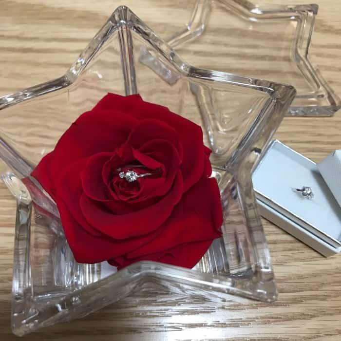 【フェスタリア ビジュソフィア】星型に輝くダイヤの結婚指輪&婚約指輪が大人気☆彡のカバー写真