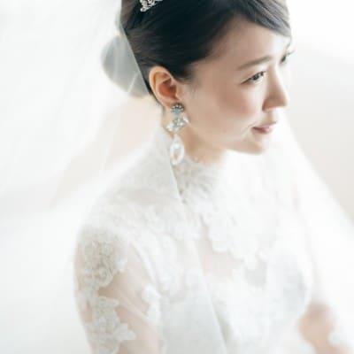 ウェディングドレスにボレロを♡花嫁コーデを素敵にする種類やショップを紹介のカバー写真 1