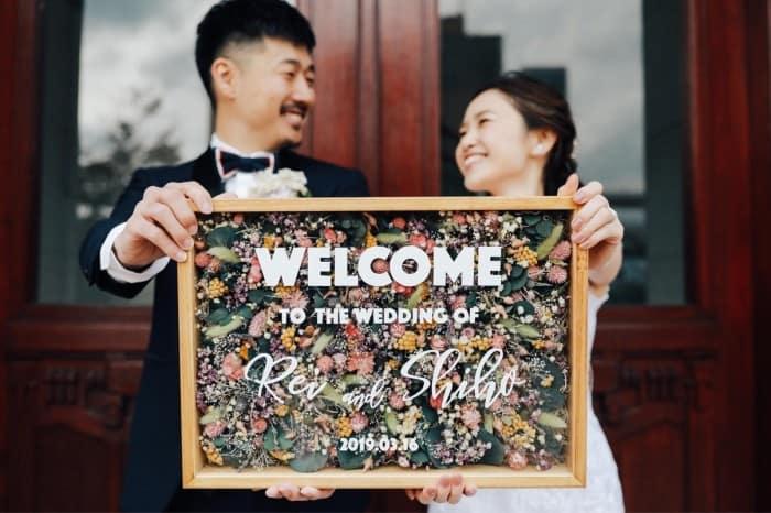 結婚式《DIYにかかった時間》は?アイテム別に先輩花嫁の経験談を聞いてみました♡のカバー写真 0.6657142857142857