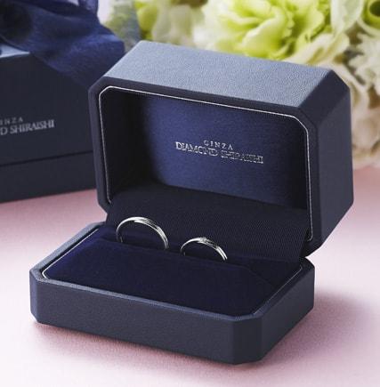 銀座ダイヤモンドシライシ*日本初ブライダルジュエリー専門店の結婚指輪10選♡評判や口コミは?のカバー写真