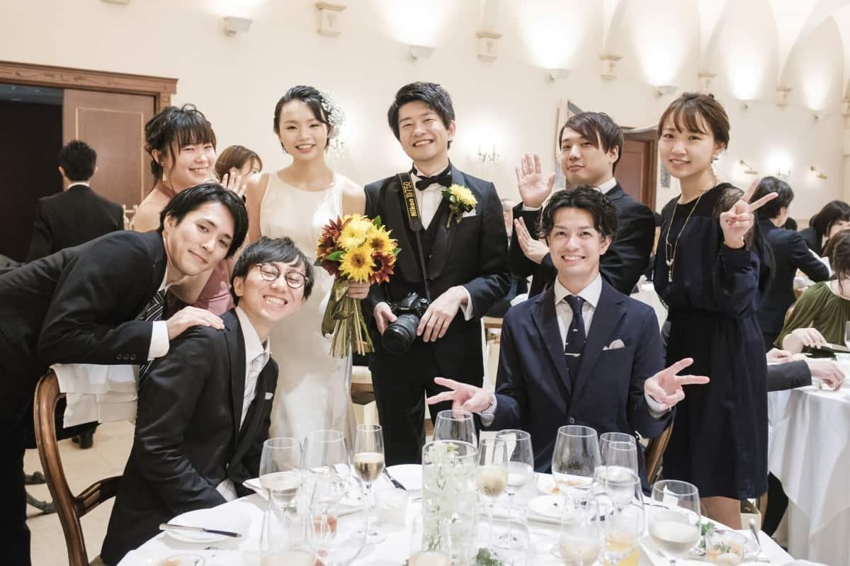 結婚式に参加する男性ゲストの持ち物まとめ!チェックリスト付きのカバー写真 0.6658333333333334