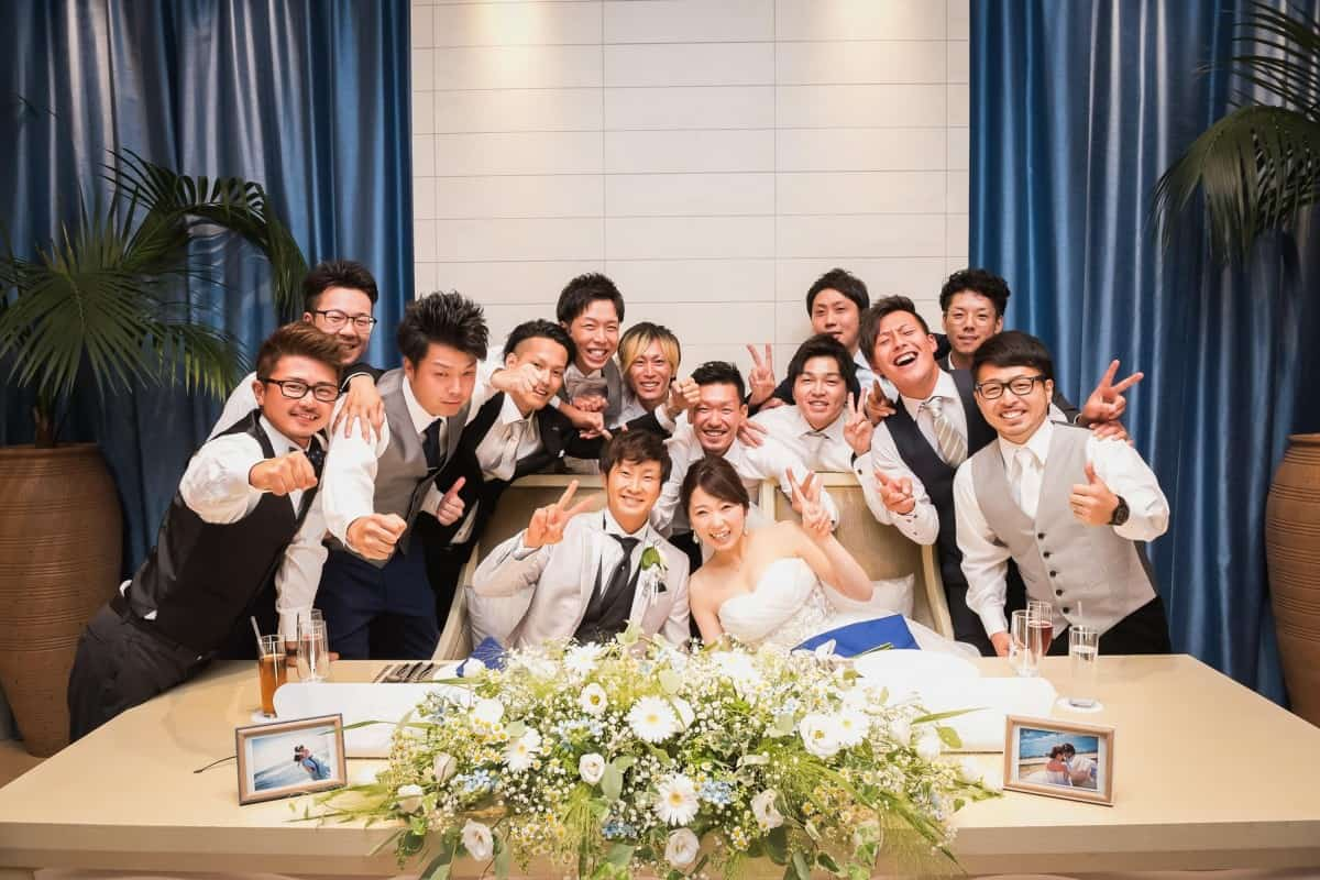 結婚式ネクタイの結び方15選!基本からおしゃれな結び方まで紹介のカバー写真 0.6666666666666666