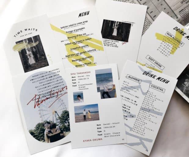 最新おしゃれアイテム『プロフィールカード』って知ってる?おすすめデザイン10選♡のカバー写真 0.8319870759289176