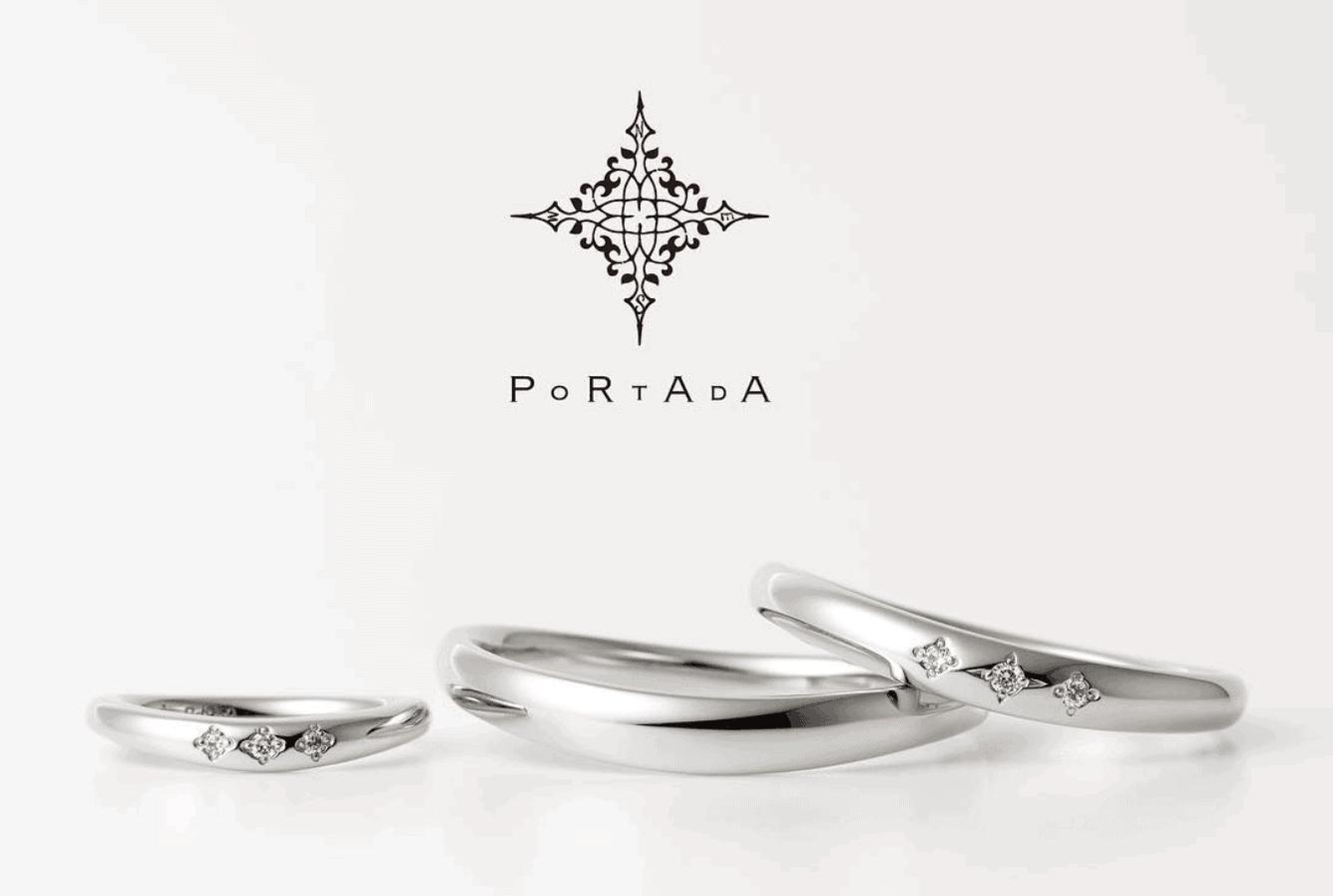 ポルターダ(PORTADA)ってどんなブランド?婚約指輪・結婚指輪11選*のカバー写真