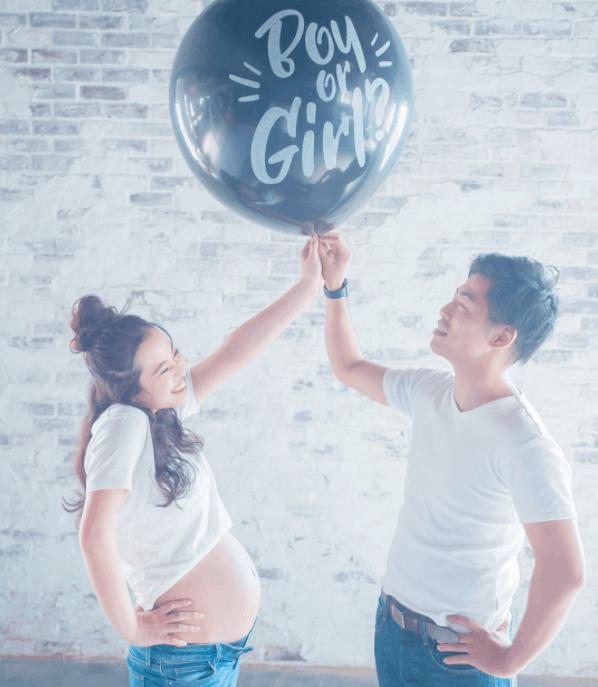 マタニティ婚さん必見♡赤ちゃんの性別発表を結婚式で!おすすめジェンダーリビール演出6選♡のカバー写真