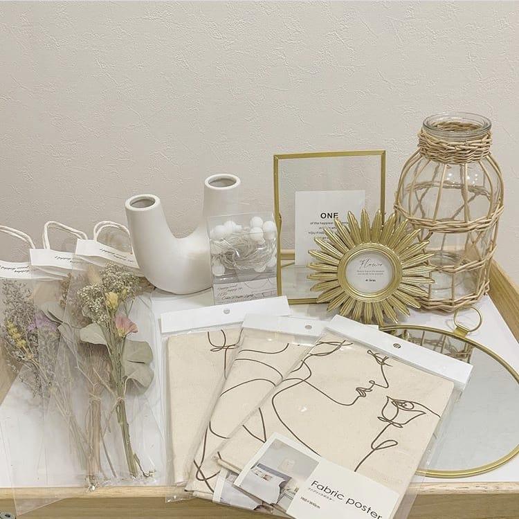 【スリーコインズ】秋の新作がお洒落すぎ♡結婚式で絶対使えるアイテム*のカバー写真
