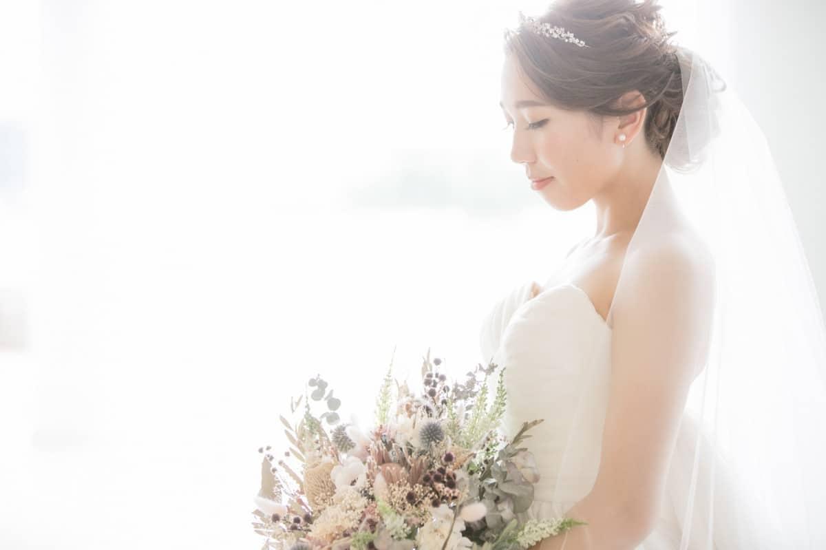 プリンセスガーデンで運命の1着を♡ウェディングドレスから和装まで豊富なコレクションが魅力!のカバー写真