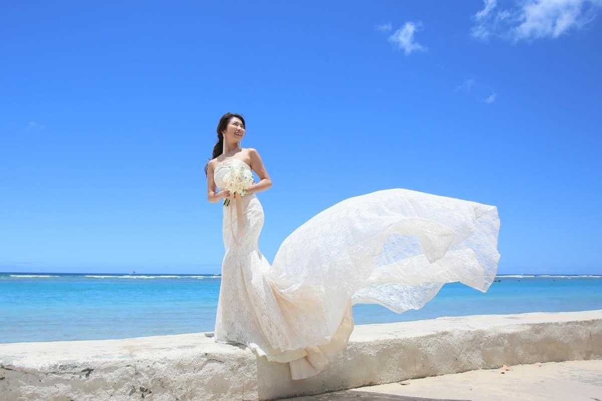 マーメイド専門店*MerryMarry(メリーマリー)でオーダーメイドのウェディングドレスを*コレクション12選のカバー写真 0.6658333333333334