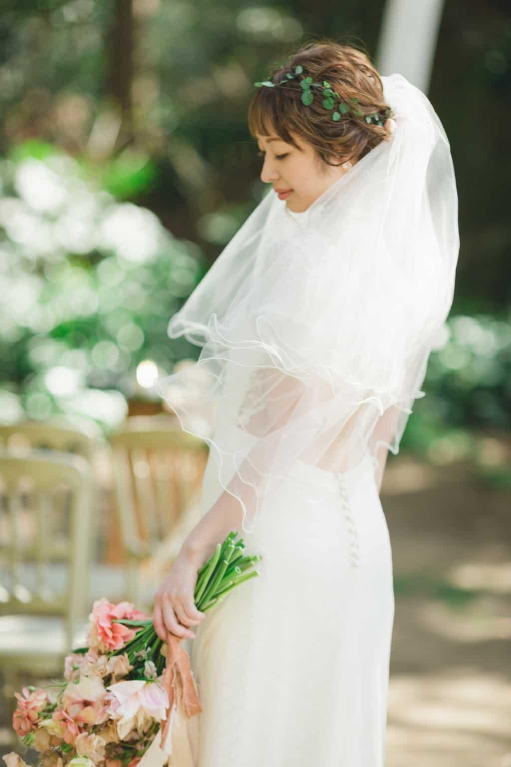 Cli'O mariage(クリオマリアージュ)でナチュラルウェディングを素敵に*卒花さんの口コミ付きドレスショット10選のカバー写真