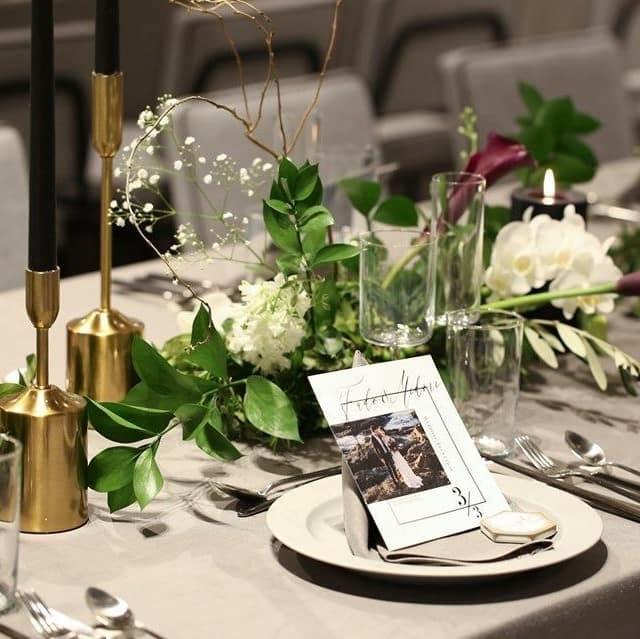 大人花嫁の最新《会場装飾》コーディネート12選♡のカバー写真 0.9984375