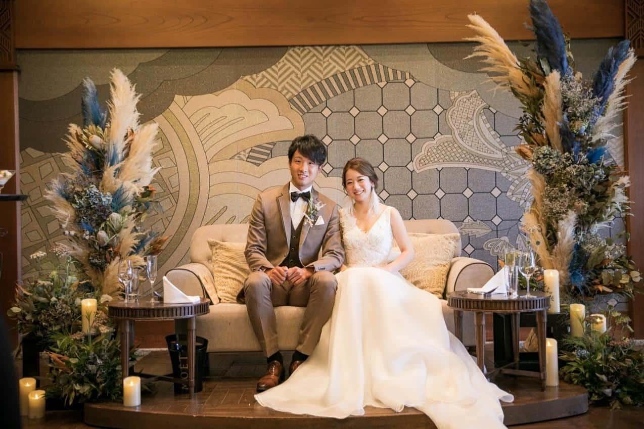 【ジ・オリエンタルテラス鳥善】高砂装花はどう飾る?先輩花嫁の実例をご紹介*のカバー写真 0.6664050235478807