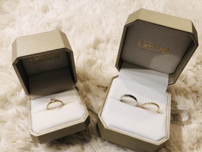 オレッキオ(ORECCHIO)の婚約指輪・結婚指輪24選!魅力や口コミ評価を徹底リサーチ♡のカバー写真