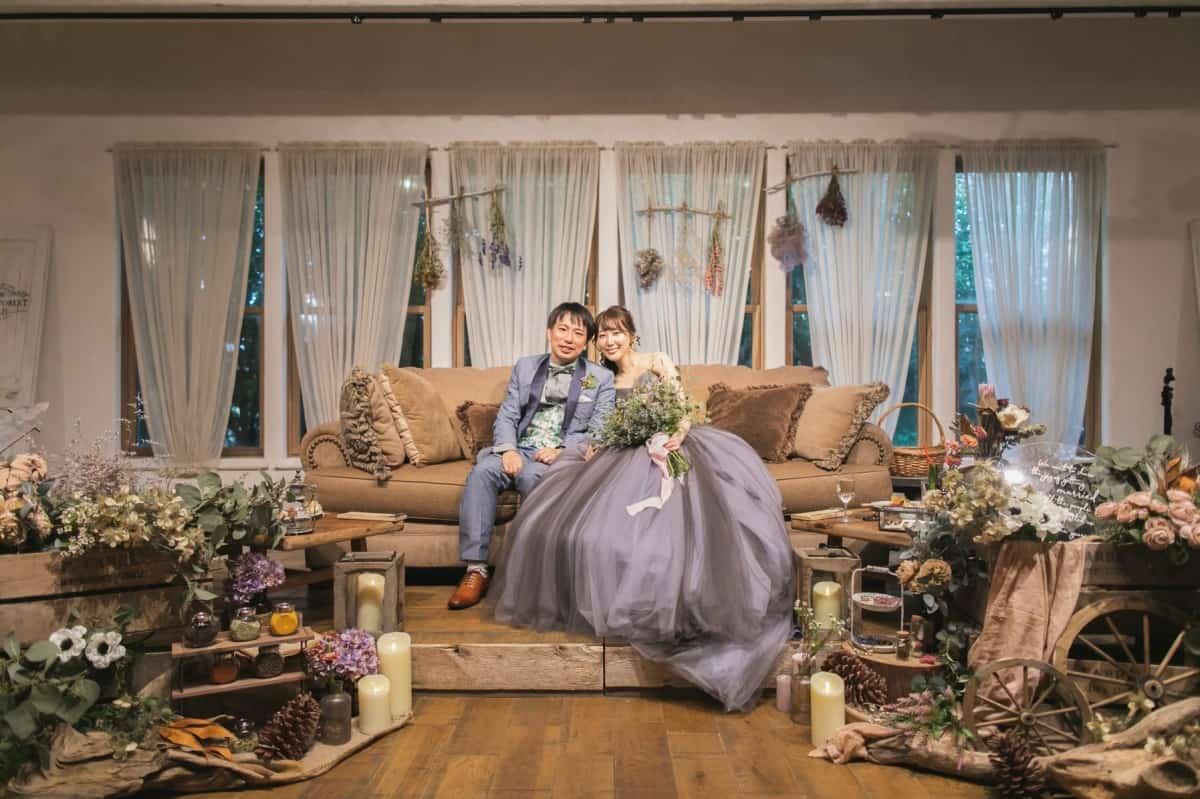 コロナ禍の結婚式は装飾どうする?感染対策にもなる《式場装飾アイデア》のカバー写真