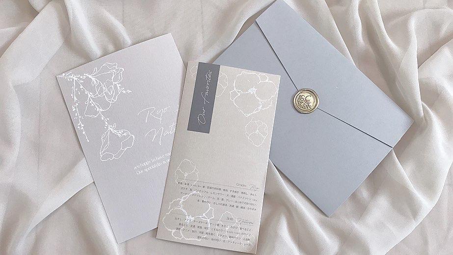 コロナ禍の結婚式のペーパーアイテムは手作りがおすすめ!準備したいアイテム・作る方法まとめのカバー写真