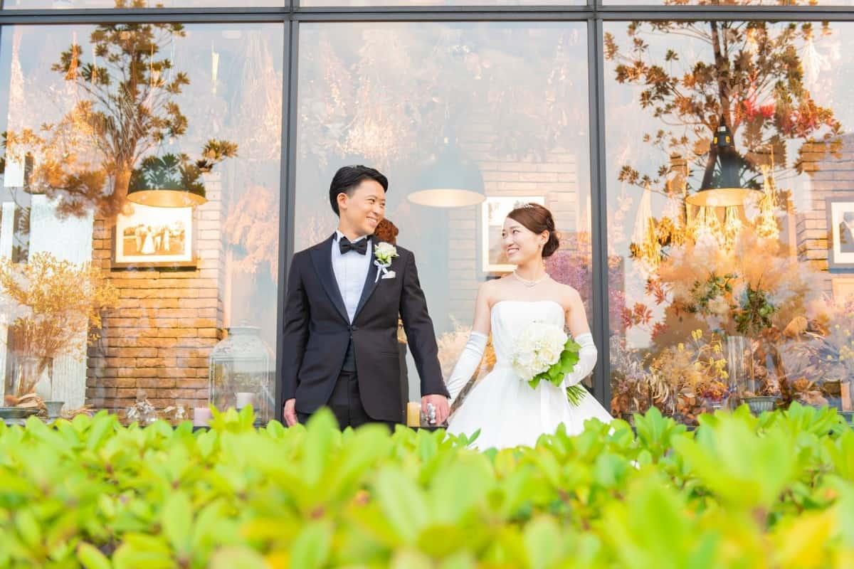 今時の結婚式事情!カジュアル・多様化、コロナ禍で変わったこととは?のカバー写真 0.6666666666666666