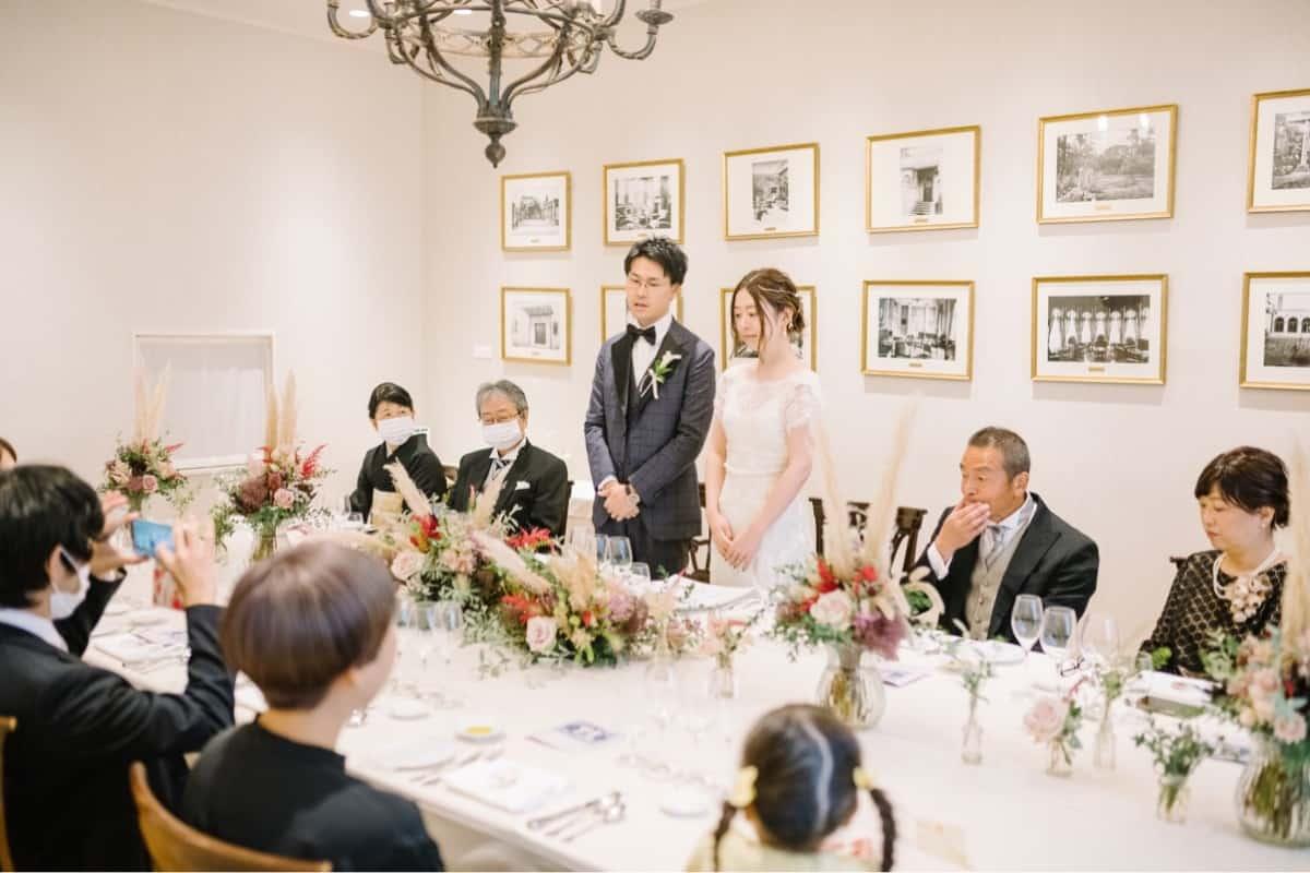 コロナで結婚式のスタイル・人数が変わった!呼べなくなったゲストへの対応は?のカバー写真 0.6666666666666666