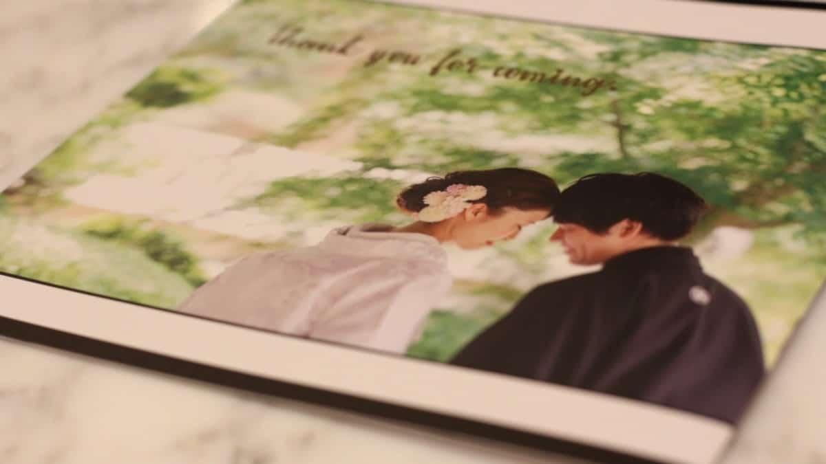 結婚式のアルバムにおすすめのフォトブック5選*作るポイントや活用法も公開♡のカバー写真
