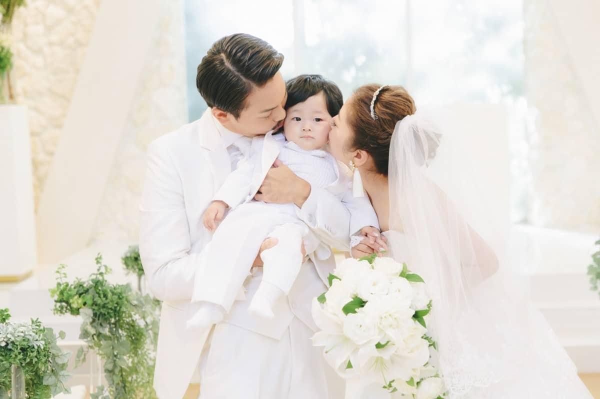 産後の結婚式の不安を全て解消*ベストな時期と準備ポイントを元プランナーが徹底解説しますのカバー写真 0.6658333333333334