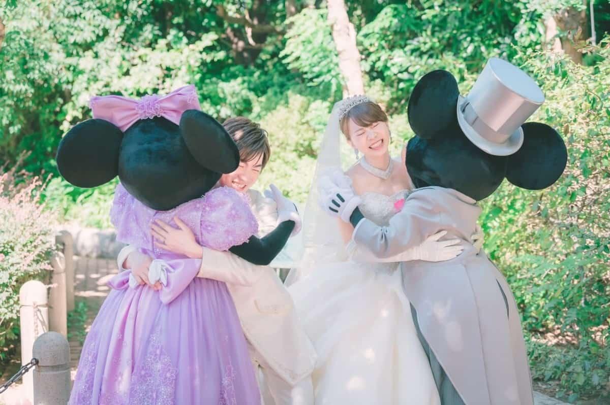 ディズニー結婚式で憧れのプリンセスに♡費用やプランまとめ*のカバー写真 0.665