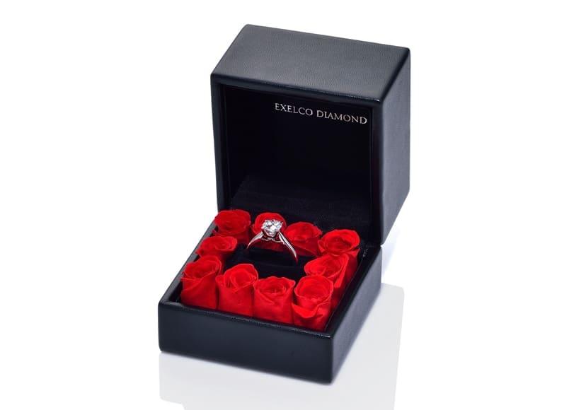 【エクセルコ ダイヤモンド】ブライダルフェアを開催 《1月2日(土)~2月28日(日)》のカバー写真 0.7004830917874396