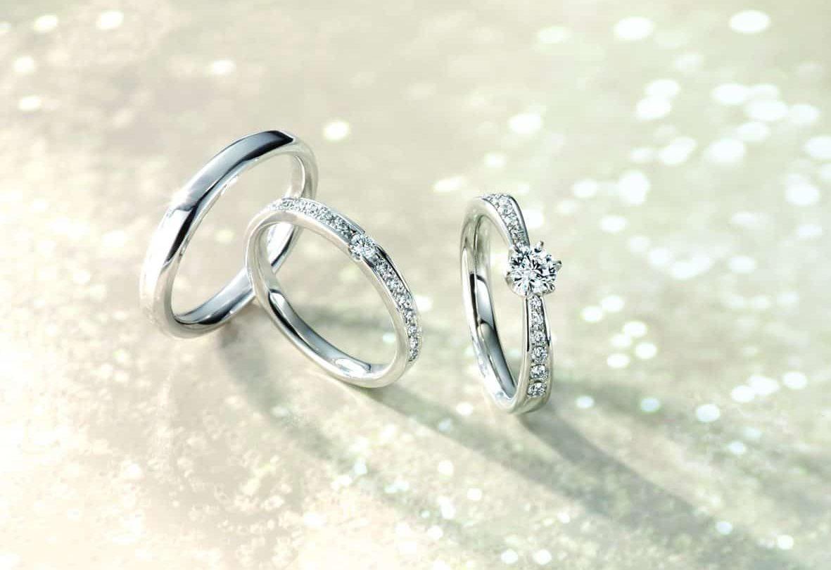 口コミ高評価!TRECENTI(トレセンテ)の結婚指輪・婚約指輪の人気リングまとめのカバー写真