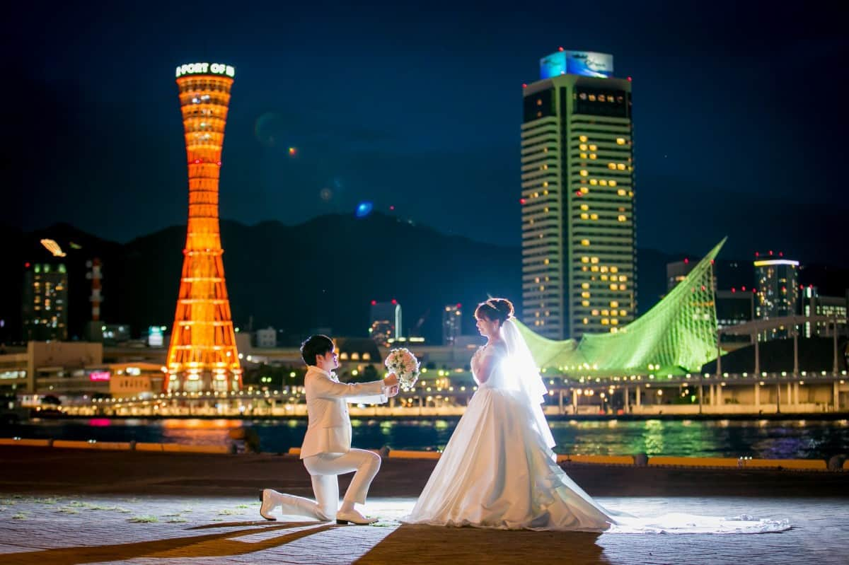 神戸の結婚指輪・婚約指輪ショップ&ブランド大特集♡全26店舗をご紹介♪のカバー写真 0.6658333333333334