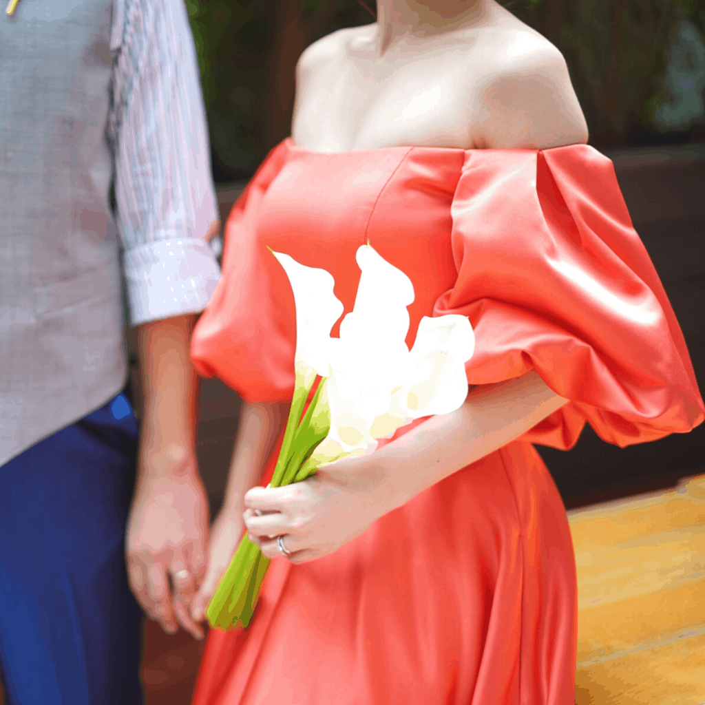 『肩』のデザインに注目♡パフスリーブ・オフショルダードレスがトレンド*のカバー写真